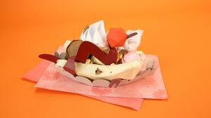 A yelldesign original series. Episode 4. Fish & Chips!  Everything you see is made from paper, except for the hands ;)