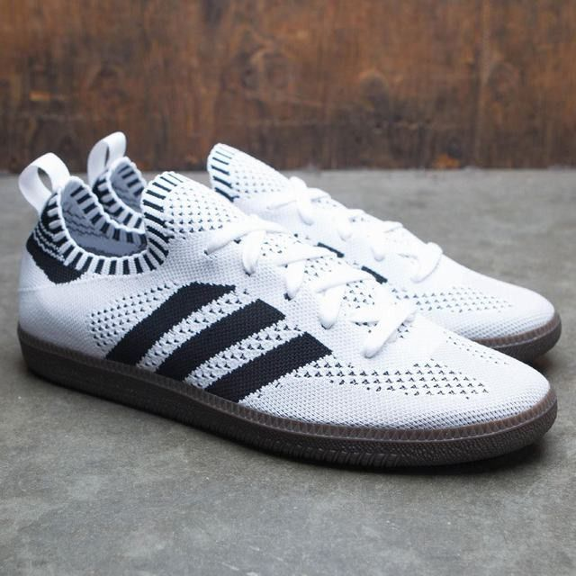 d001bb5041a ... low price white core black bluebird mens adidas samba primeknit sock  shoes mens adidas great fit
