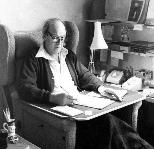 Writersatwork Roald Dahl Roald Dahl Day Roald Dahl Biography
