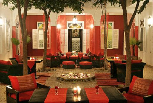 terrazas estilo arabe decorar tu casa es