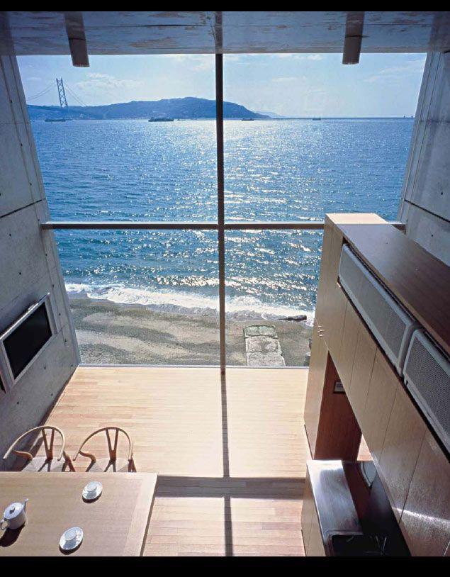 4x4 House - Tadao Ando - Kobe, Japan - 2003
