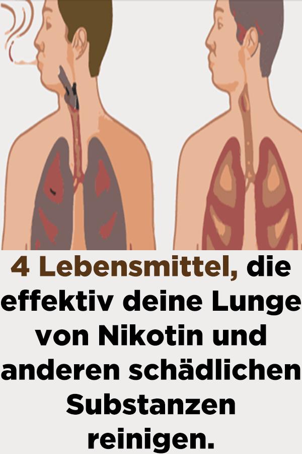 4 lebensmittel die effektiv deine lunge von nikotin und anderen sch dlichen substanzen reinigen