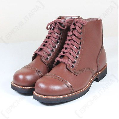 27a78b8e83728 Military Personnel, Military Service, Ww2 Weapons, Low Boots, Combat Boots,  Men