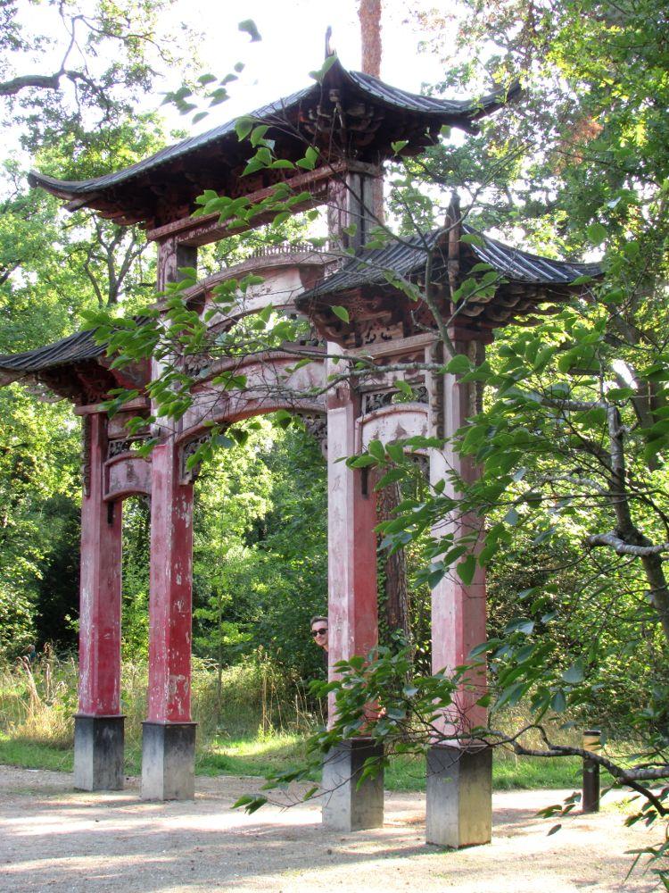 jardin porte de vincennes PORTE DE VINCENNES. JARDIN Du0027AGRONOMIE TROPICALE. RER A