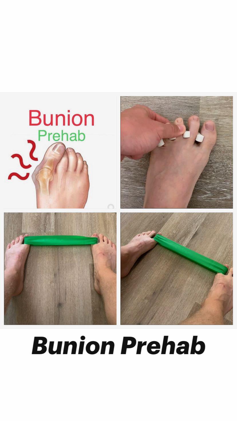 Bunion Prehab