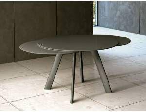 eclipse tavolo rotondo allungabile - tavolo rotondo allungabile ... - Tavolo Rotondo Allungabile
