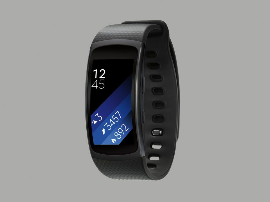 For a $180 fitness tracker, the comfy Gear Fit2 is loaded with features.