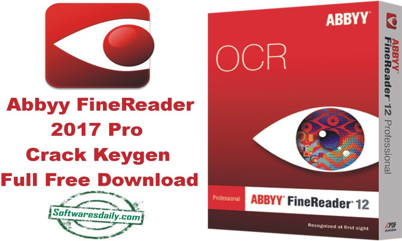 abbyy finereader free download full version