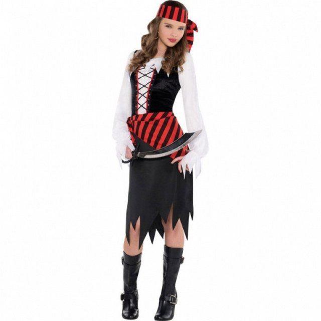 Piraten Lady Shiva Kinderkostüm, Mehrteiliges Kostüm online kaufen | OTTO