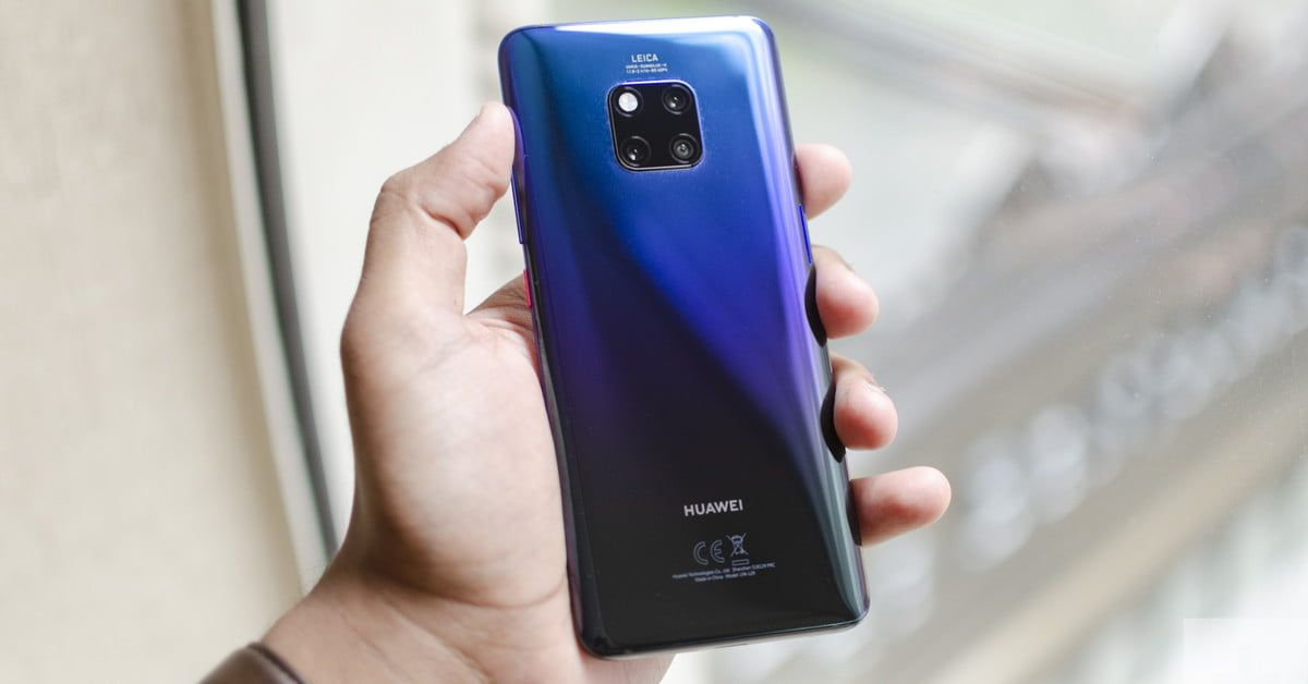 The Best Huawei Mate 20 Pro Cases To Keep Your Stunning Flagship Safe Digital Trends Huawei Mate Huawei