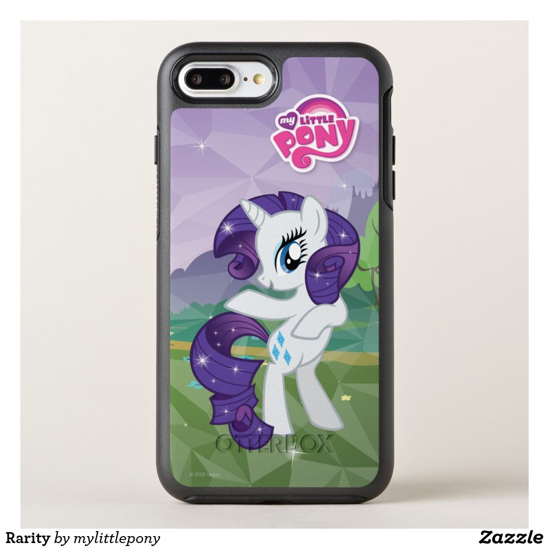 check out 7de8e 1b66b Rarity OtterBox iPhone Case | Zazzle.com | Rarity | My little pony ...