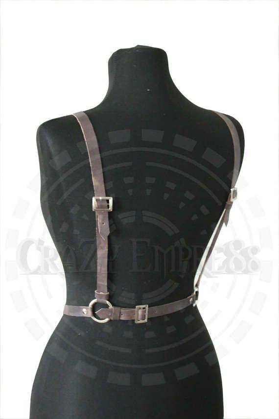 Number 1. sword belt from natural leather a от CraZyEmpreSs