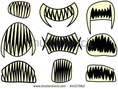 Scary Sharp Teeth Meme by Eric-ERG on DeviantArt
