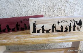 Christmas Nativity | LDS Craft Project