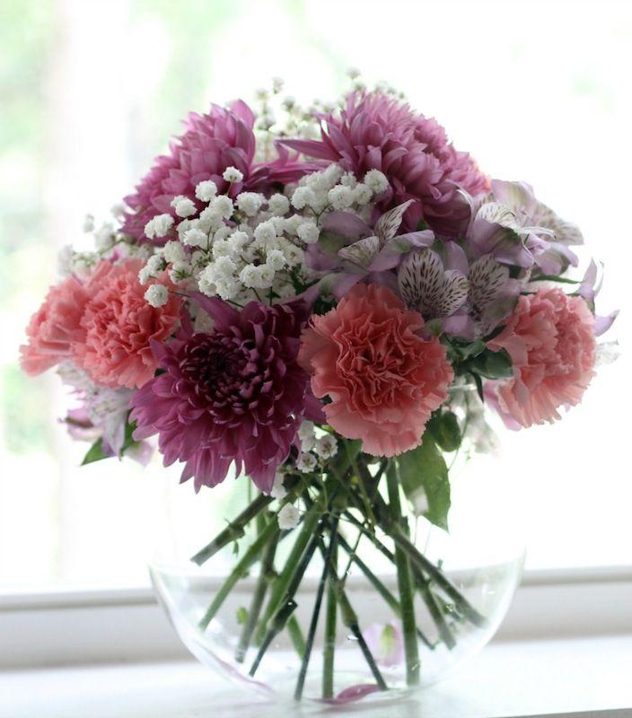 Flower Arrangement   How To!