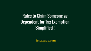 Is Your Child Or Relative Dependent For Tax Purpose Check Out