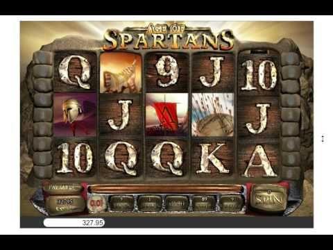 Age of Spartans Slot Machine