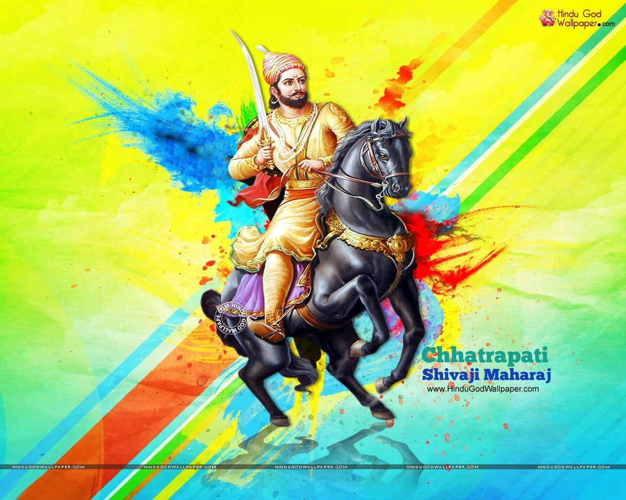 Hd wallpaper shivaji maharaj - Chhatrapati Shivaji Maharaj Wallpaper Free Download