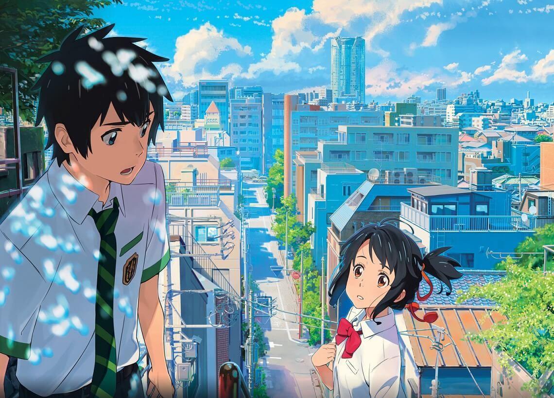 Film Baru Dari Sutradara Kimi no Na Wa Akan Hadir Tahun