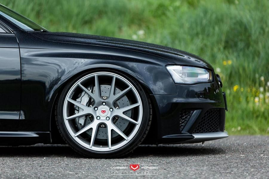 audi rs4 b8 vossen vps 306 tuning 2 photo | audi | pinterest | audi