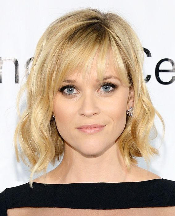 The Best Celebrity Bangs Bob Haircut For Fine Hair Haircuts For Fine Hair Hair Styles