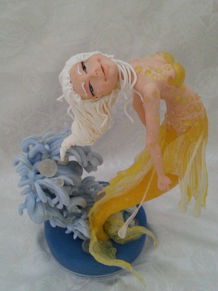 Topper Sirena in isomalto e modelling pdz!!!!