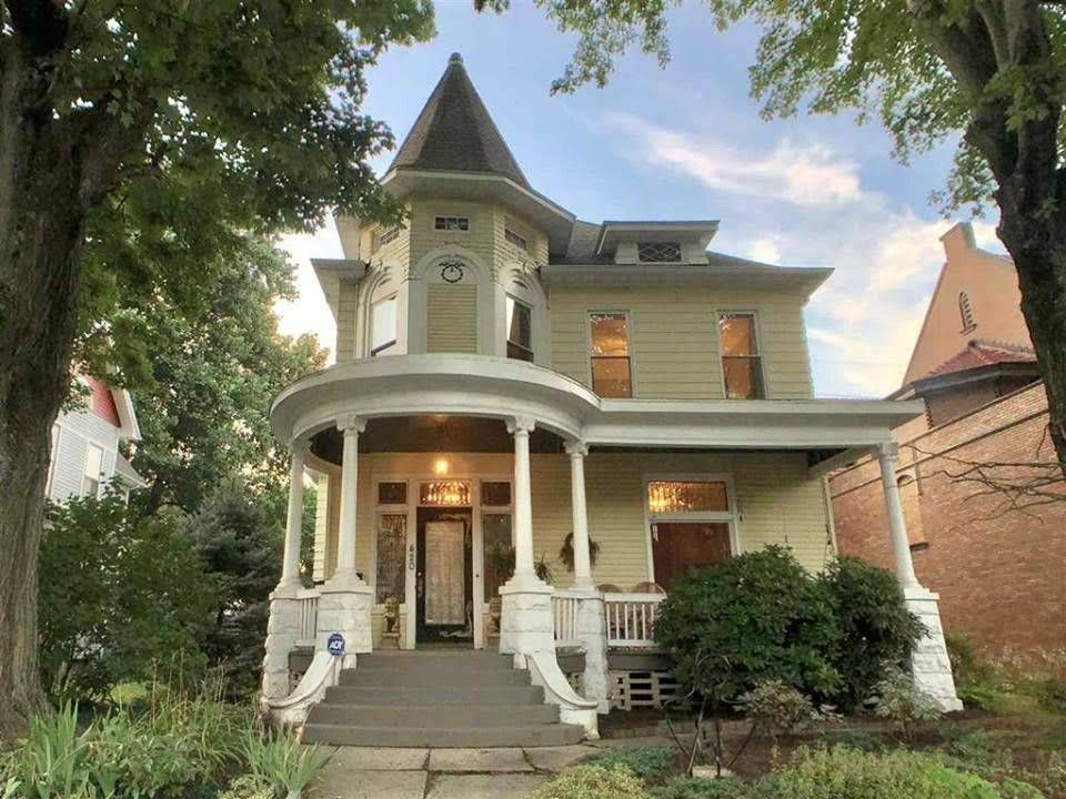 1894 Victorian In Evansville Indiana | Old houses for sale ...