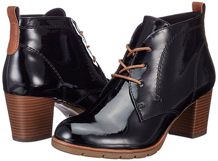 Marco Tozzi Damen 25109 Stiefel: : Schuhe