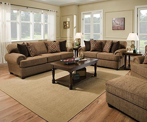 Simmons Upholstery 7533br 03 Shelby Multi Sofa Sectional