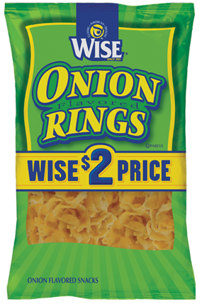 Are Wise Onion Rings Vegan