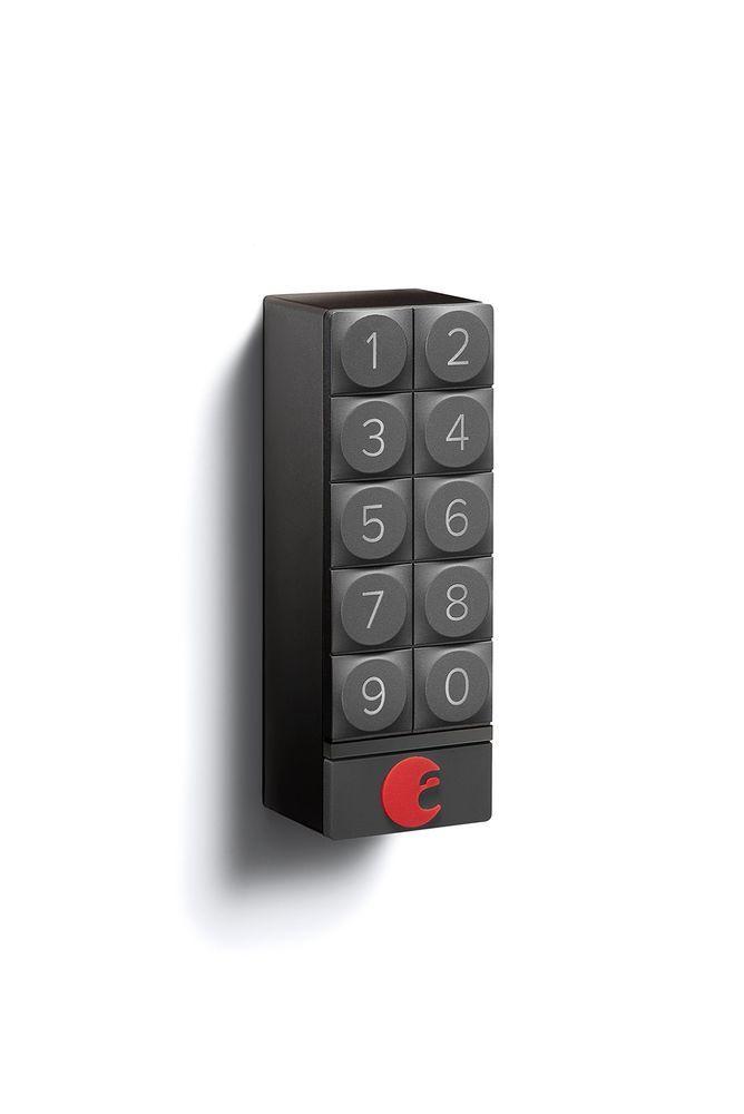 august smart security keypad door lock keyless entry ios android