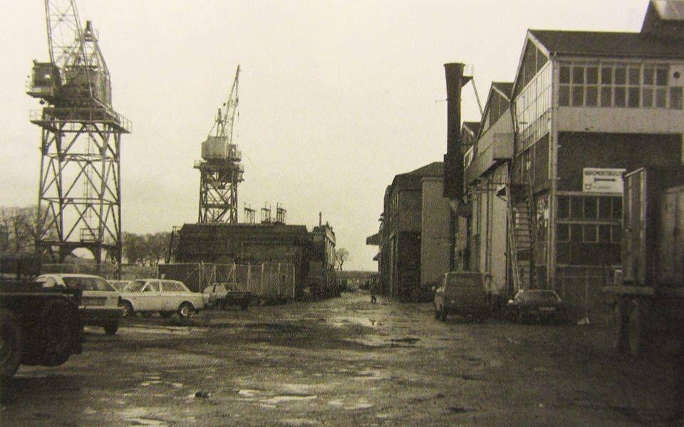 Image result for Helsingør Skibsværft og Maskinbyggeri