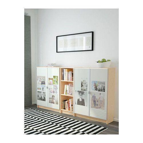 billy morliden b cherregal braun eschenfurnier. Black Bedroom Furniture Sets. Home Design Ideas