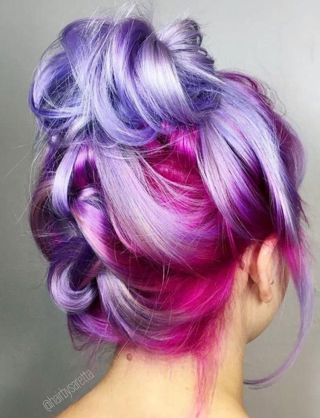 pretty colours love beauty &