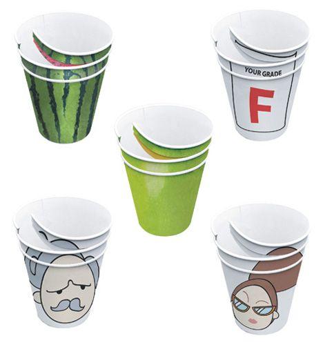 un disposable paper cups yanko design paper cup pinterest
