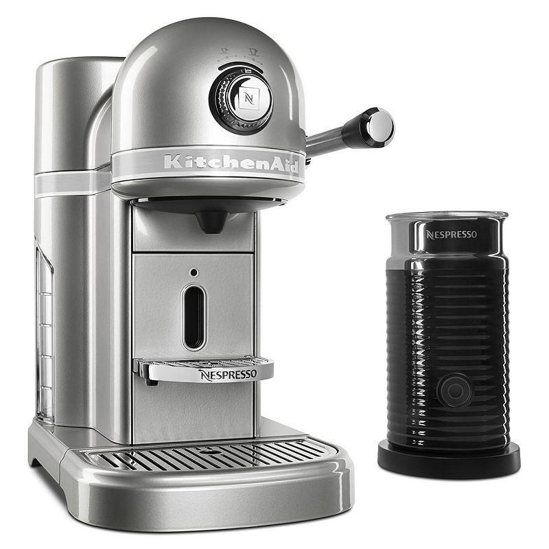 KitchenAid KES0504 Nespresso Machine & Aeroccino + Milk