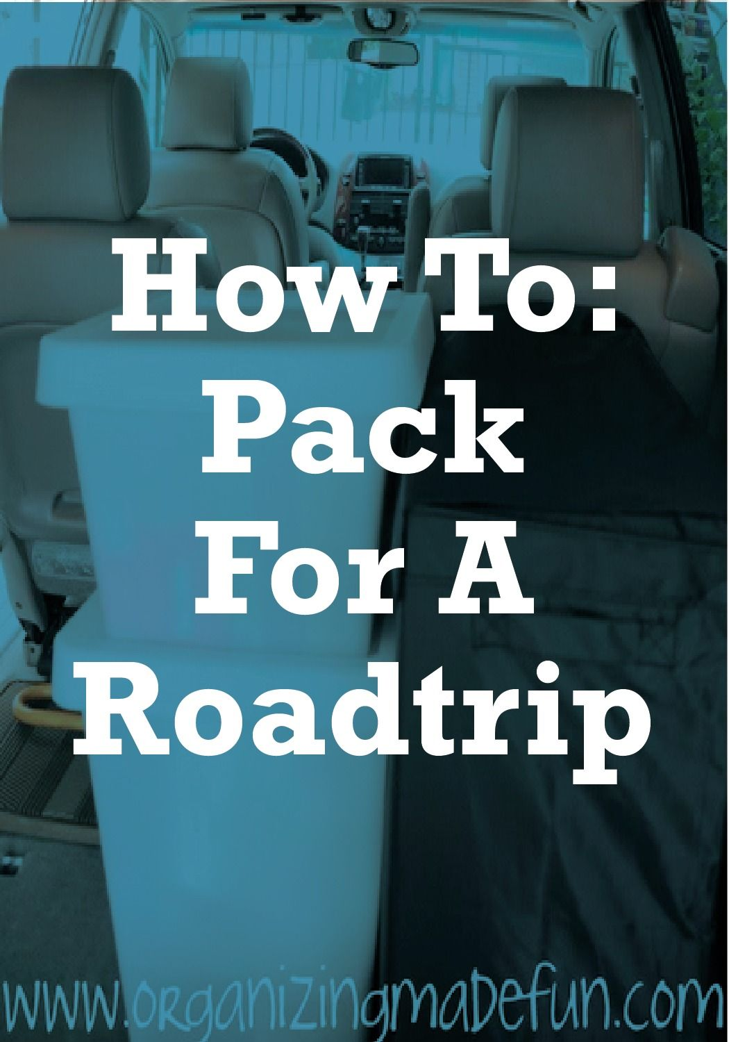Discussion on this topic: How to Stay Organized on the Road, how-to-stay-organized-on-the-road/