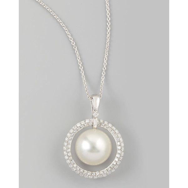 Eli jewels white south sea pearl diamond halo necklace 4800 eli jewels white south sea pearl diamond halo necklace 4800 liked on polyvore featuring jewelry necklaces south sea pearl pendant white necklace aloadofball Gallery