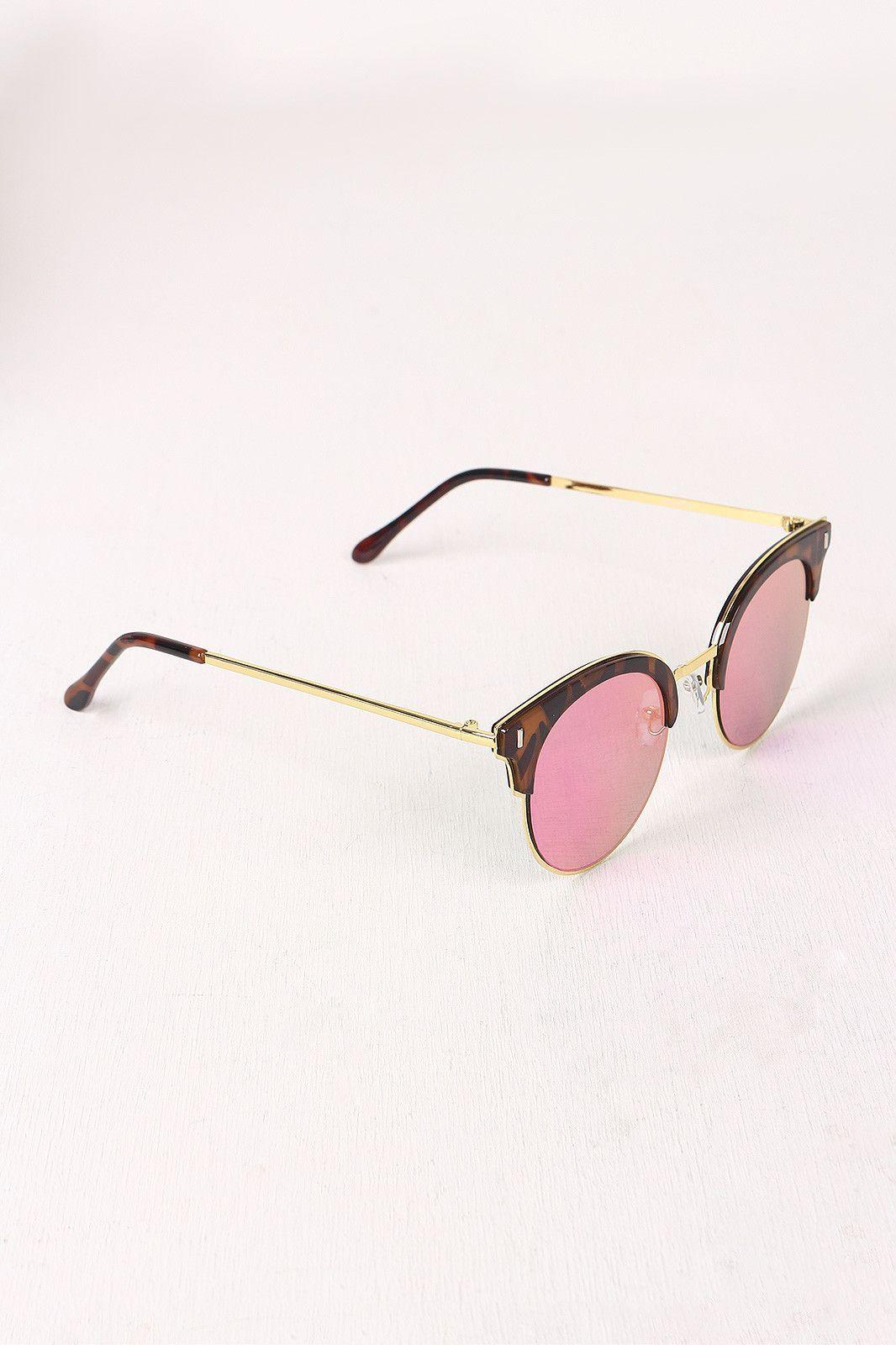 60106aaed4 Round Clubmaster Sunglasses
