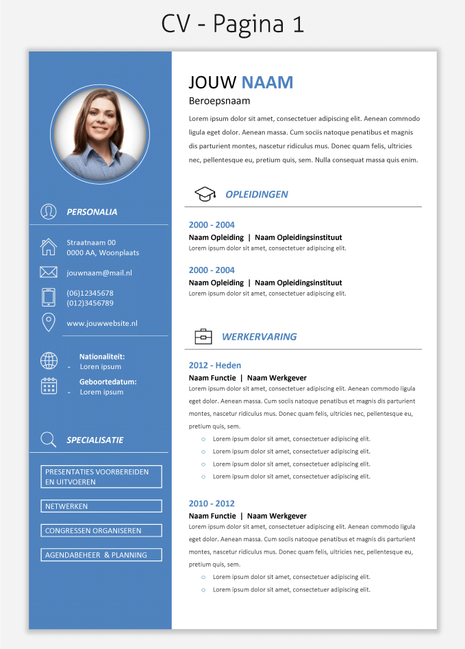 Cv  Google Zoeken  Cv    Cv Template Template And Cv