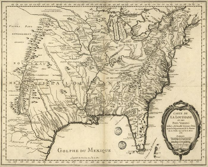 Map Of Louisiana Purchase Territory Map Of Louisiana - Map of western us 1770