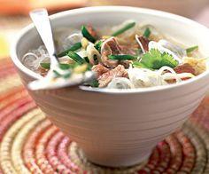 Les saveurs asiatiques de cette soupe, vous allez les adorer !