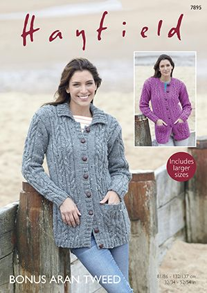 Designs :: Sirdar   Knitting patterns - cardigans   Pinterest