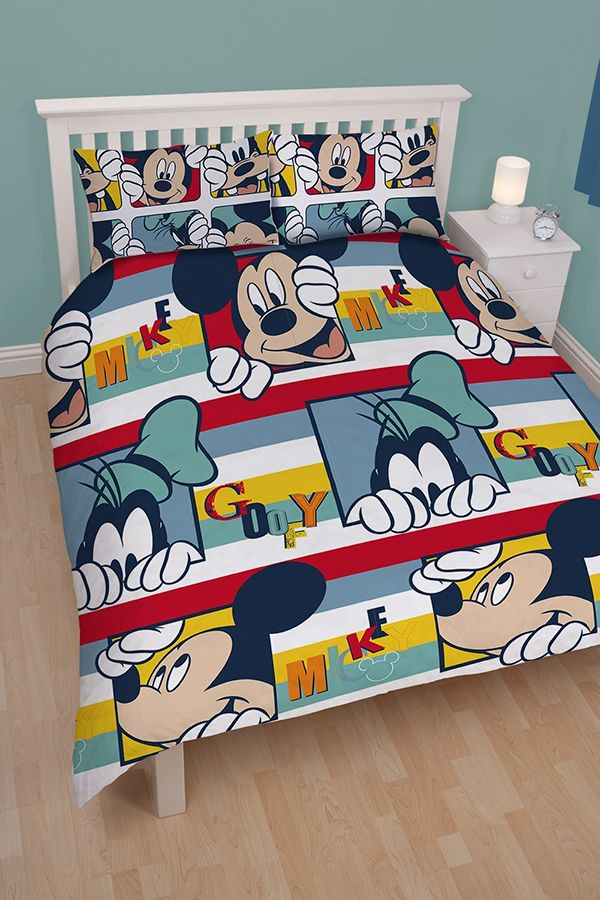 20 Invigorating Mickey And Minnie Bedding Sets Home Design Lover Mickey Mouse Bedroom Mickey Mouse Bedroom Decor Mickey Mouse Bedding