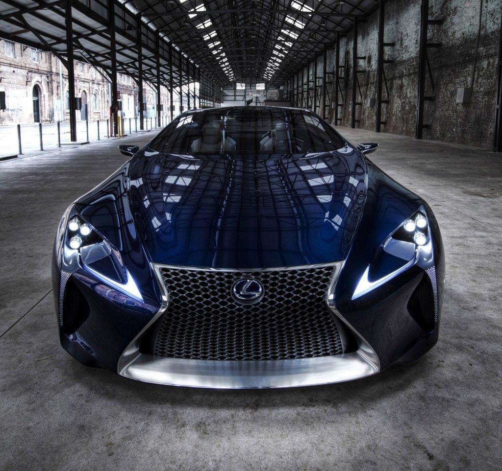 Lexus Sports Car: Luxury Sports Cars, Carro