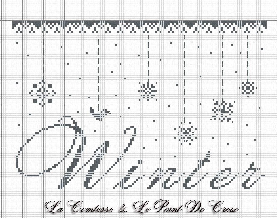 Lacomtesse & lepointdecroix: free patterns