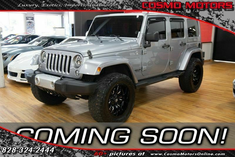 2014 Jeep Wrangler Unlimited Unlimited Sahara Unlimited