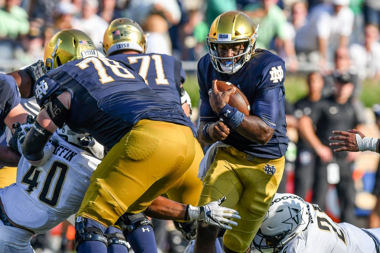 The best early bets for Week 4 of CFB including Notre Dame