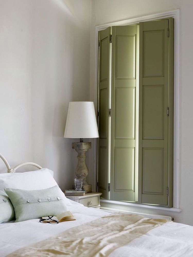 Olive green interior shutters interior window shutters