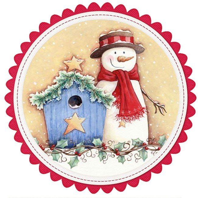 Скрап картинки с новым годом, открытки своими